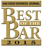 SDBJ - 2015 Best of the Bar
