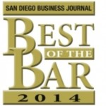 SDBJ - 2014 Best of the Bar